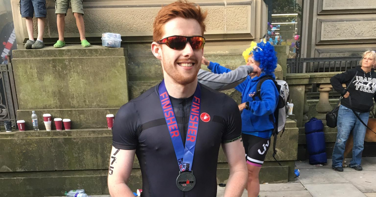 Sam Mckenzie shares his journey of Ironman Bolton 2017